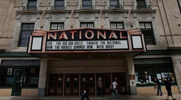 Lucky Tubb & The Modern Day Troubadors @ National Theater - Richmond, VA