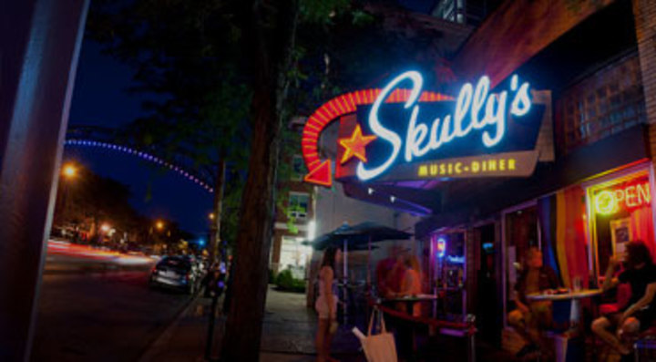 Lucky Tubb & The Modern Day Troubadors @ Skully's Music Diner - Columbus, OH