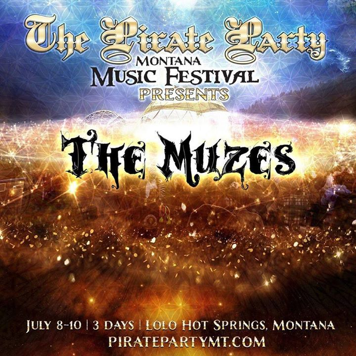 The Muzes Tour Dates