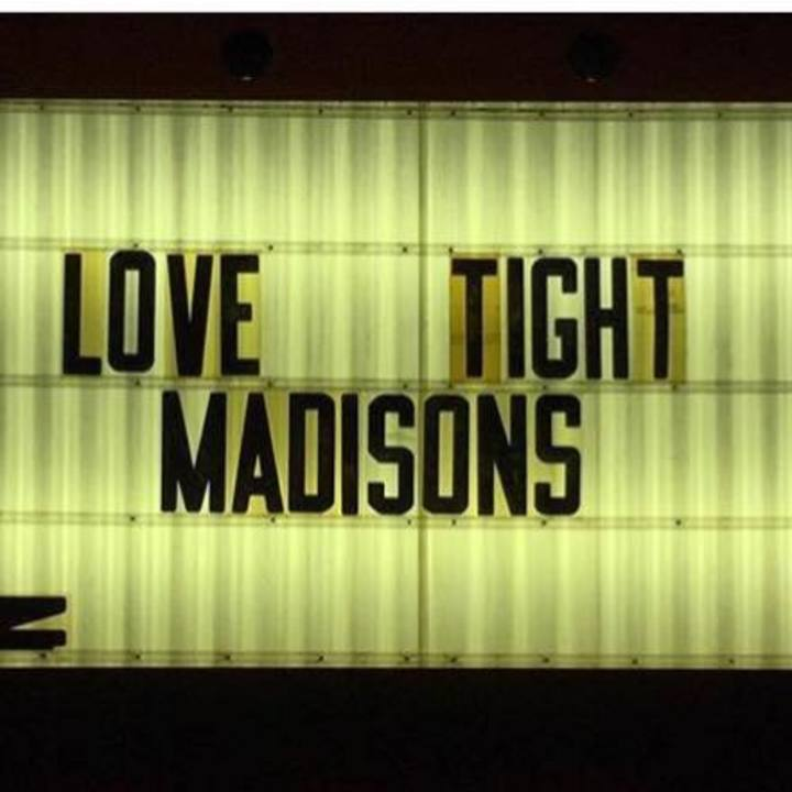 Madisons Tour Dates