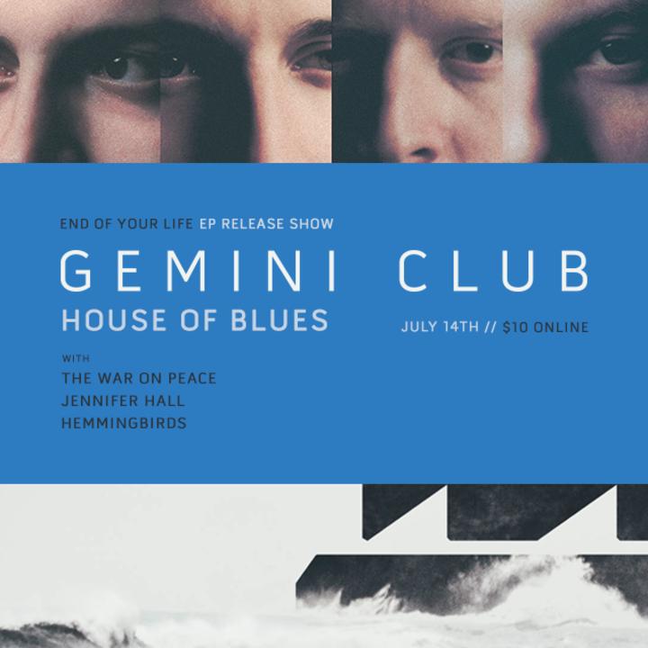 Gemini Club Tour Dates