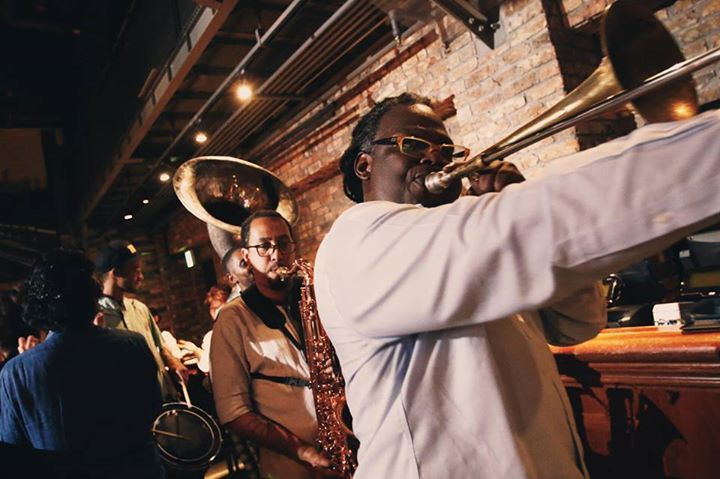 Rebirth Brass Band Tour Dates