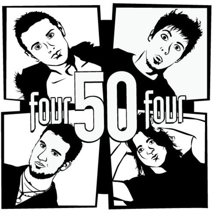 Four50Four Tour Dates