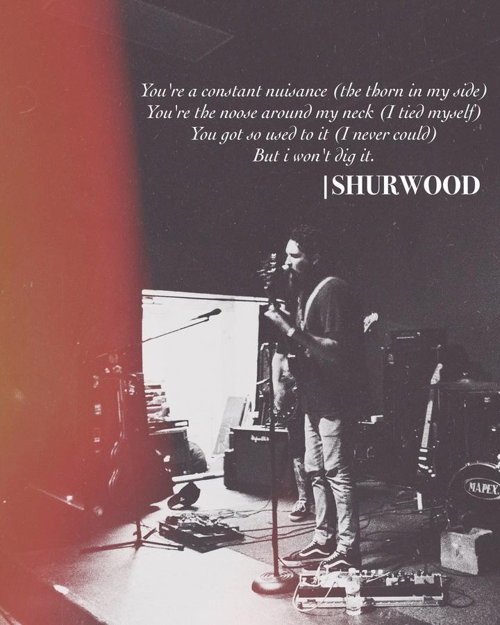 Shurwood Tour Dates