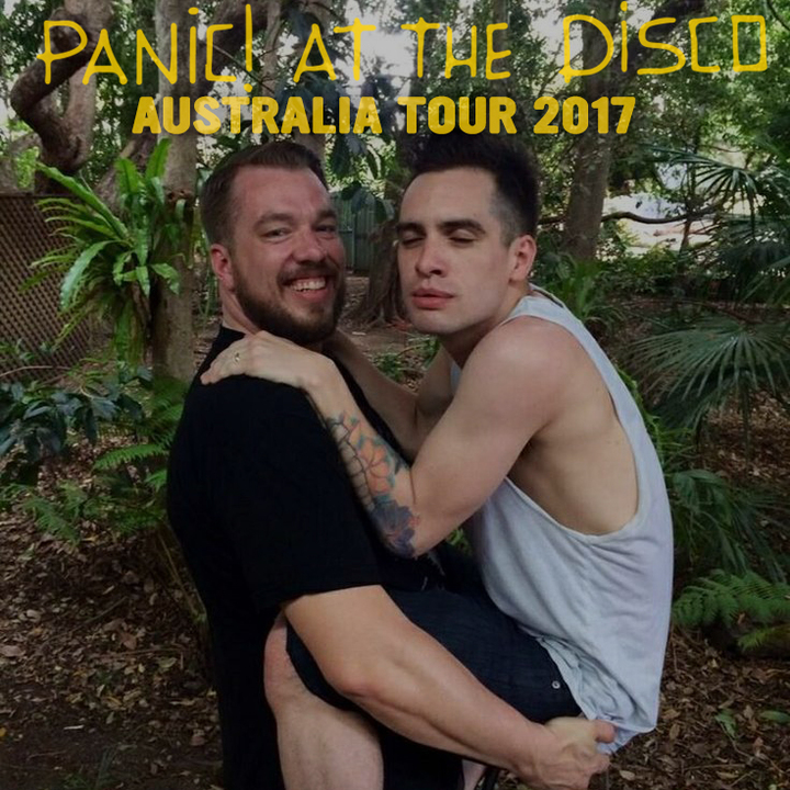 Panic! At The Disco @ Brisbane Riverstage - Brisbane City, Australia