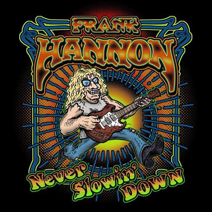 Frank Hannon Band Tour Dates