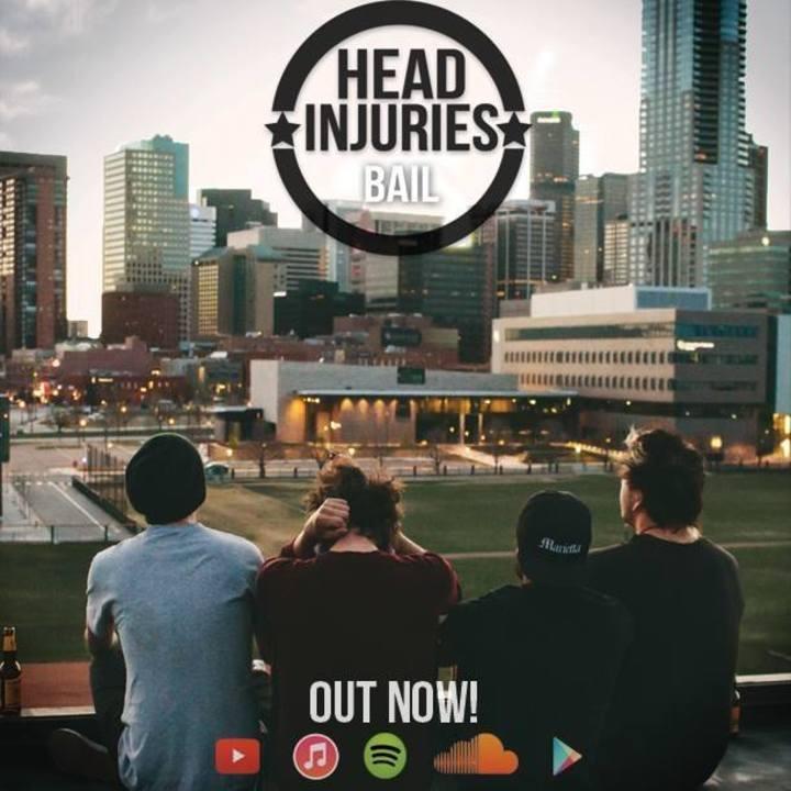 Head Injuries Tour Dates