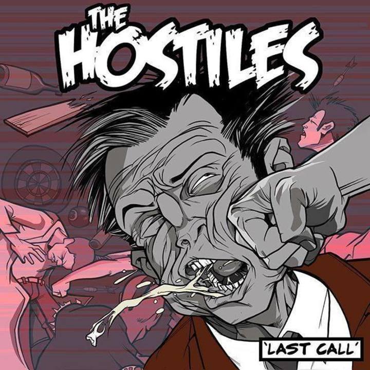 The Hostiles @ New Cross Inn - London, United Kingdom