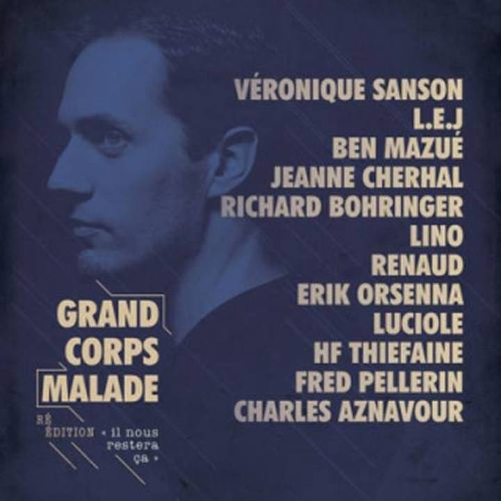 Grand Corps Malade Tour Dates