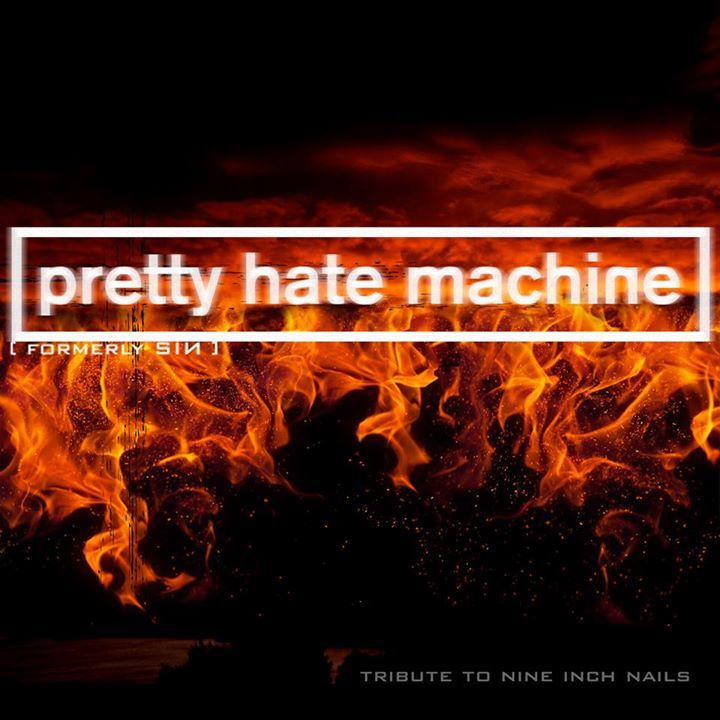 Pretty Hate Machine - Tribute to Nine Inch Nails Tour Dates