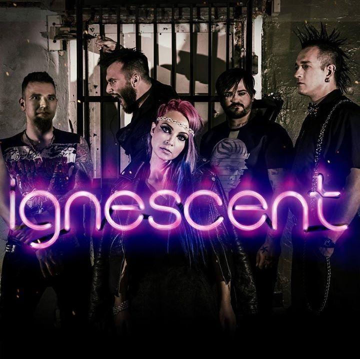 Ignescent Tour Dates