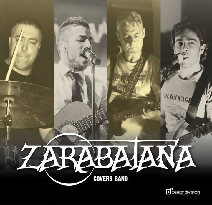 Zarabatana Band Tour Dates