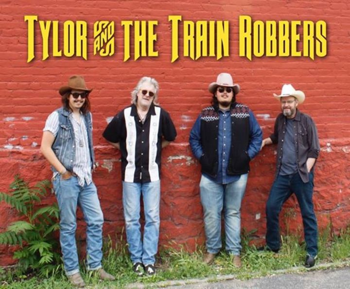 Tylor & the Train Robbers Tour Dates