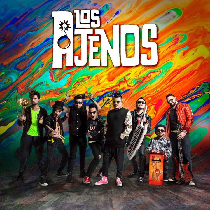 Los Ajenos Tour Dates