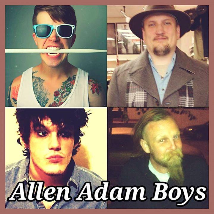 The ALLEN ADAM Boys Tour Dates