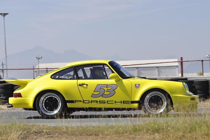 Gerardo Lozano Jr. @ Autodromo Monterrey - Apodaca, Mexico
