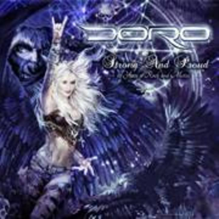Doro @ Barba Negra Music Club - Budapest, Hungary