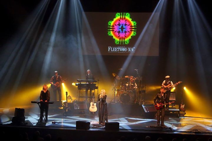 Rumours of Fleetwood Mac Official @ Pavilion, Worthing - Worthing, United Kingdom