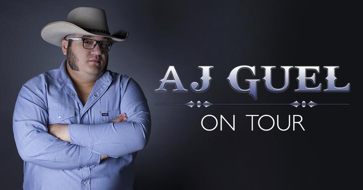 AJ Guel Tour Dates
