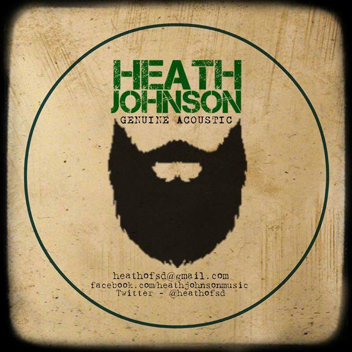 Heath Johnson Tour Dates
