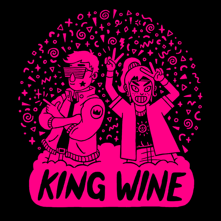 King Wine Tour Dates
