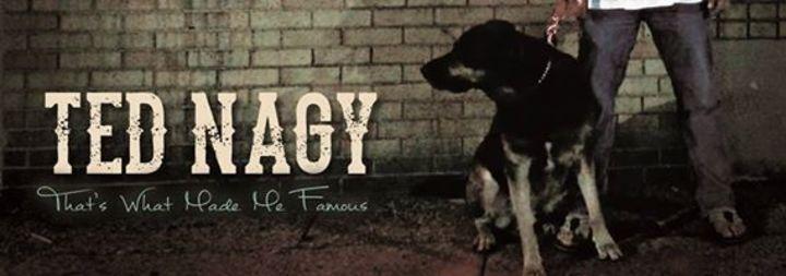 Ted Nagy Tour Dates