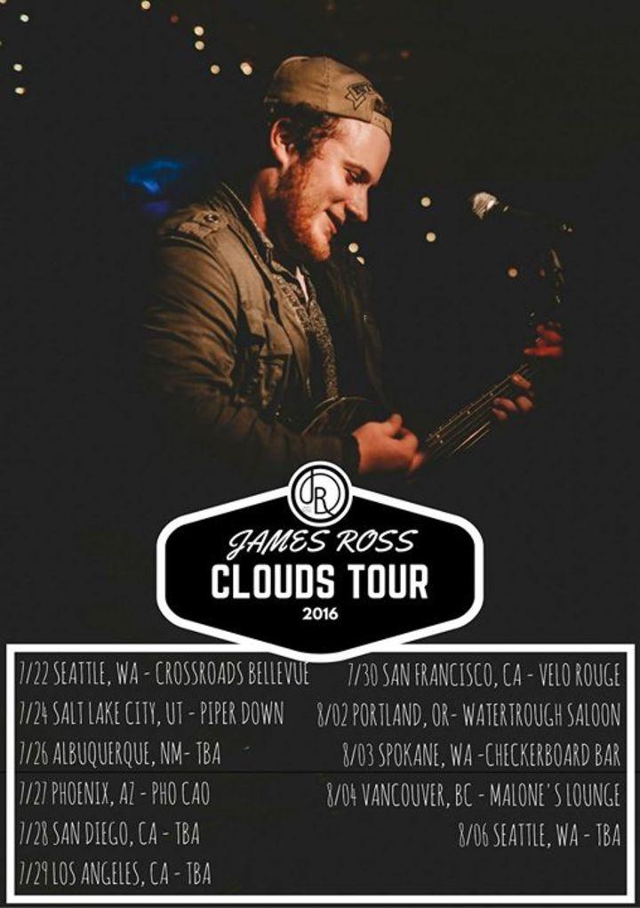 James Ross Tour Dates