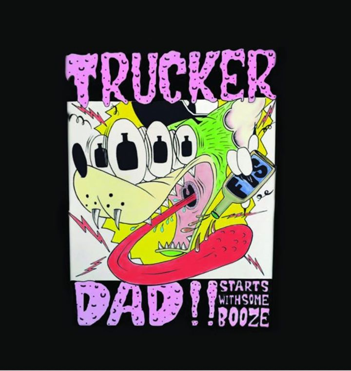 Trucker Dad @ 924 Gilman st - Berkeley, CA