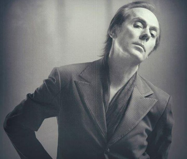 Peter Murphy @ Sweetwater Music Hall - Mill Valley, CA