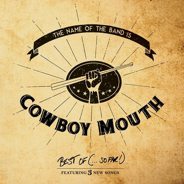 Cowboy Mouth Tour Dates