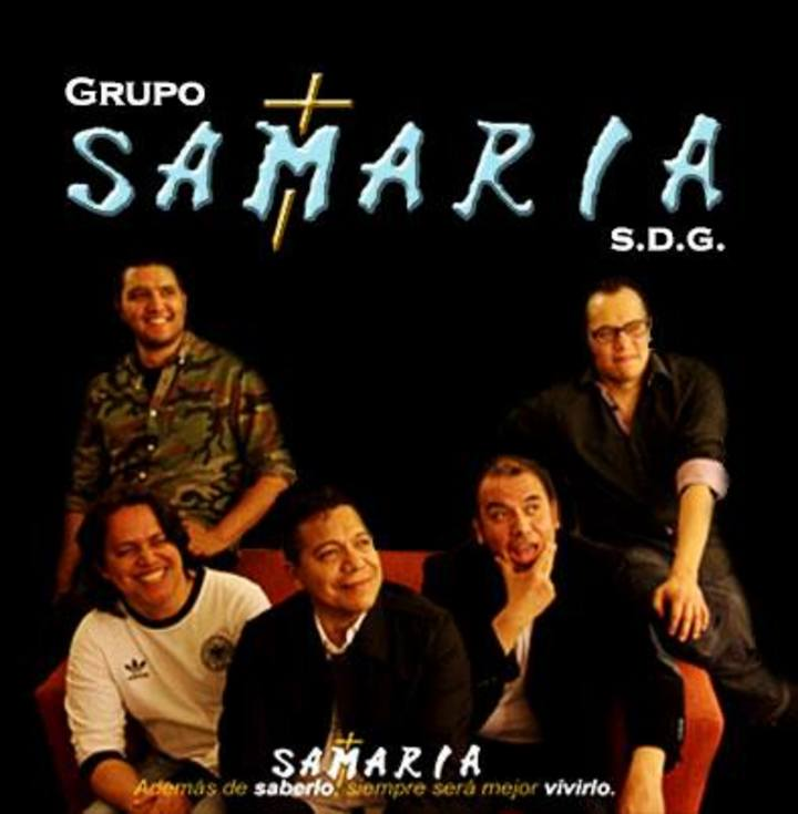 GRUPO SAMARIA Tour Dates