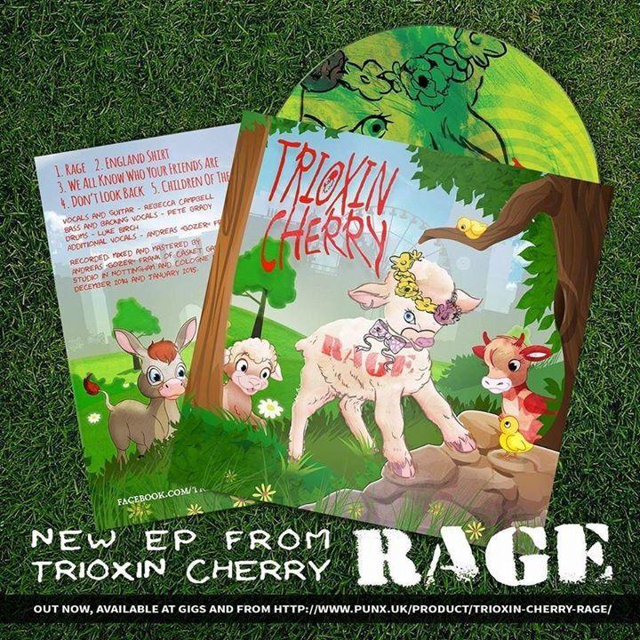 Trioxin Cherry Tour Dates