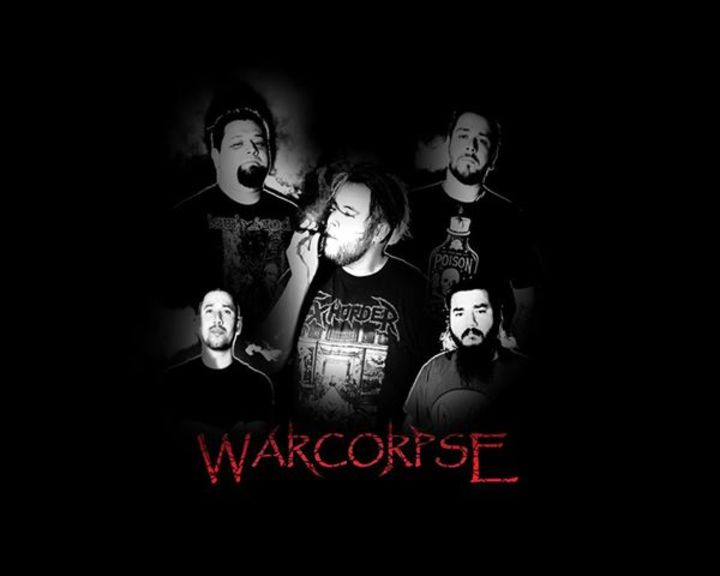 Warcorpse Tour Dates