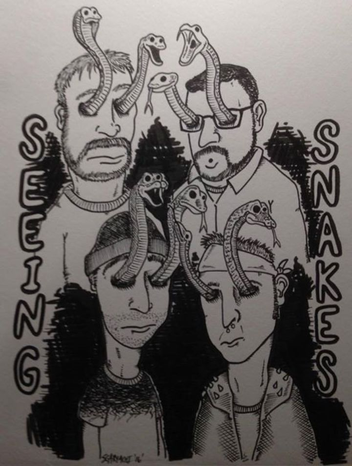 Seeing Snakes Tour Dates