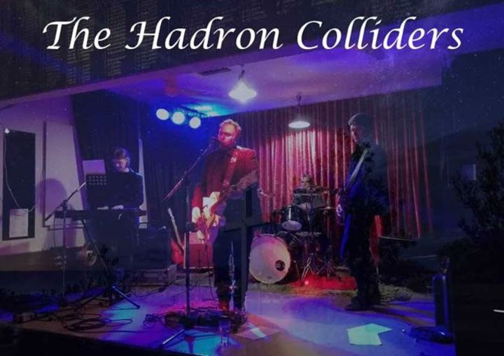 The Hadron Colliders Tour Dates