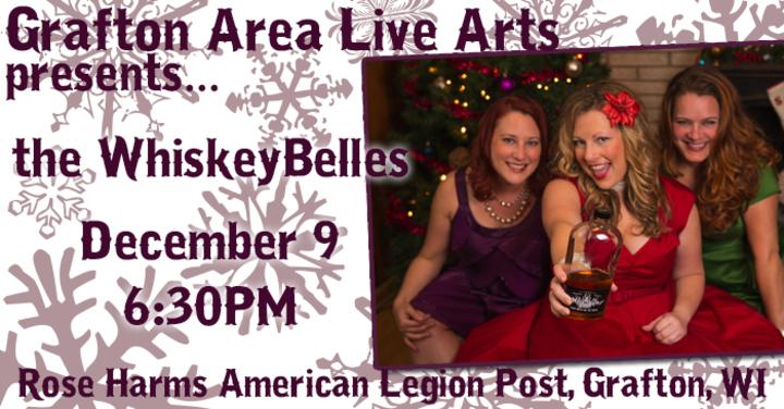 The Whiskeybelles @ Rose Harms American Legion Post - Grafton, WI