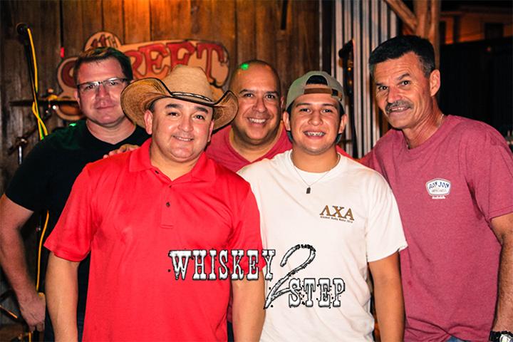 Whiskey 2 Step Tour Dates