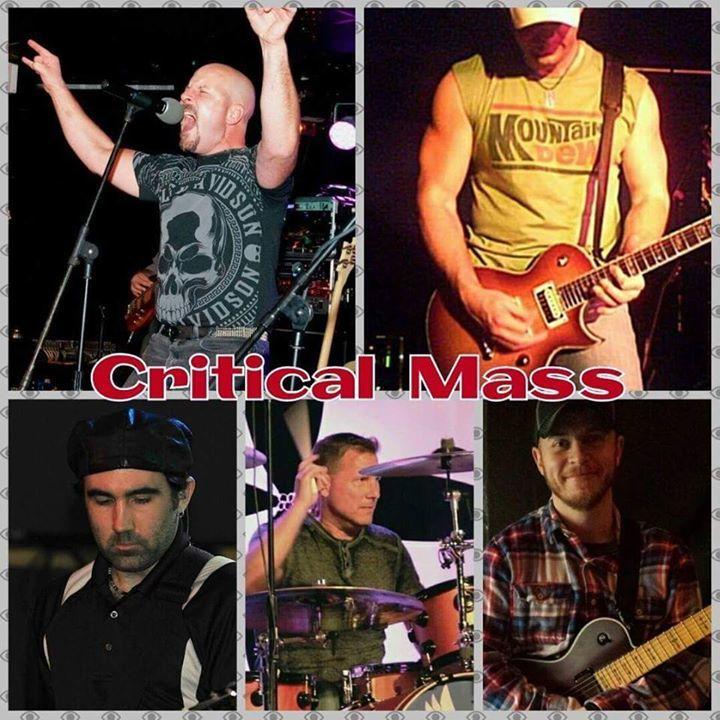 Critical Mass Tour Dates
