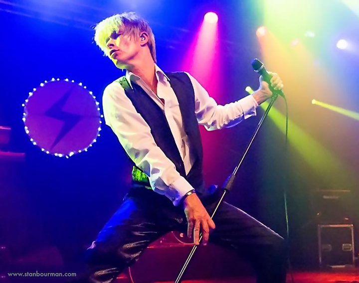Absolute Bowie Band @ Hertford Corn Exchange - Hertford, United Kingdom