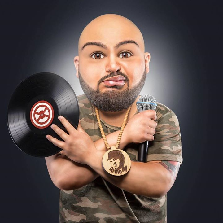 DJ Big M Tour Dates