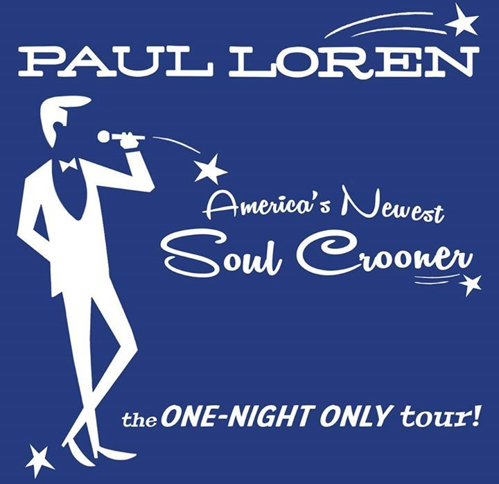 Paul Loren Tour Dates