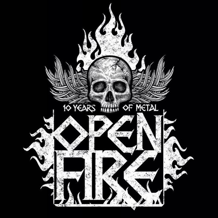 OPEN FIRE Tour Dates