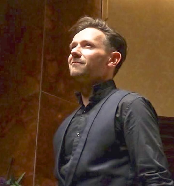 Iestyn Davies - Countertenor @ Bing Concert Hall - Stanford, CA