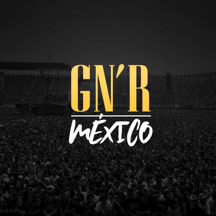 Guns N' Roses Mexico Tour Dates