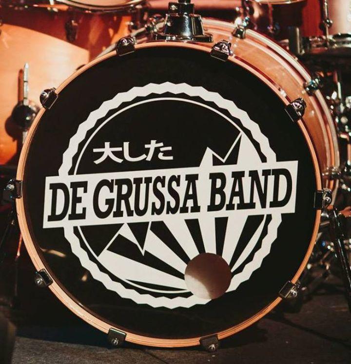 De Grussa Band Tour Dates
