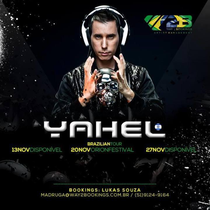Yahel Tour Dates