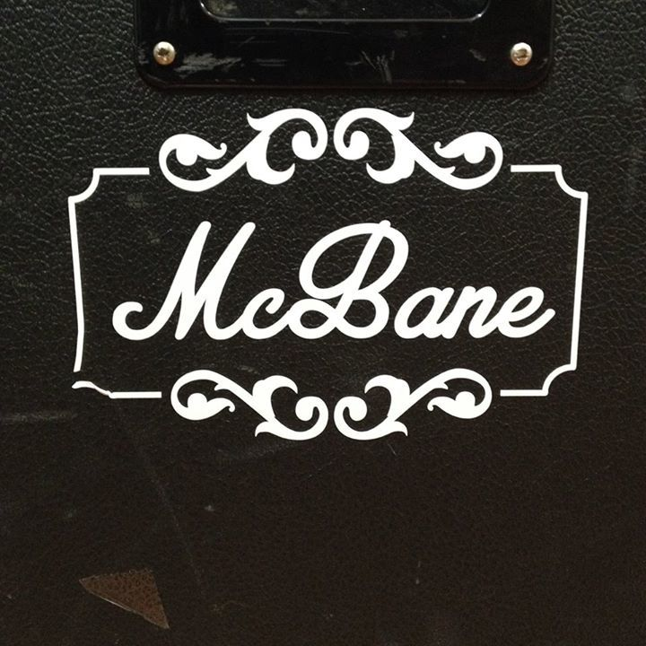 McBANE Tour Dates