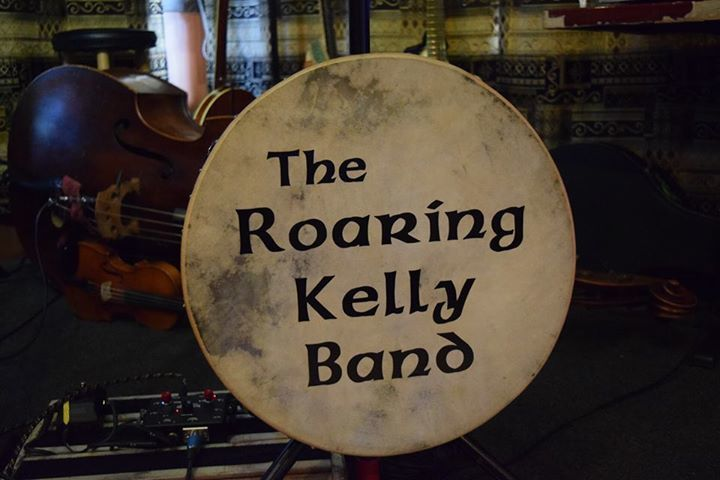 The Roaring Kelly Band Tour Dates