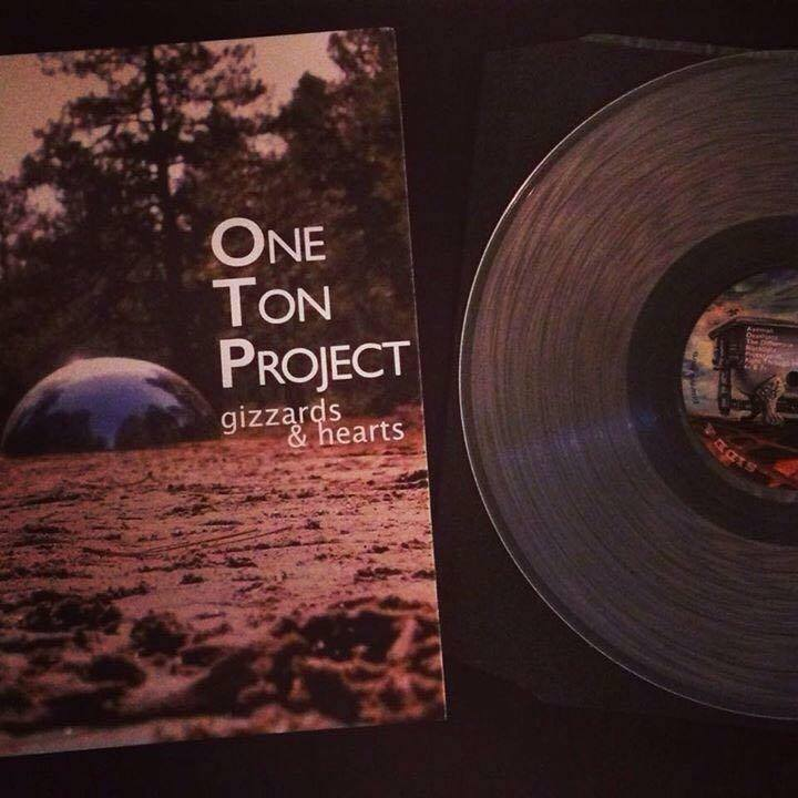 One Ton Project Tour Dates