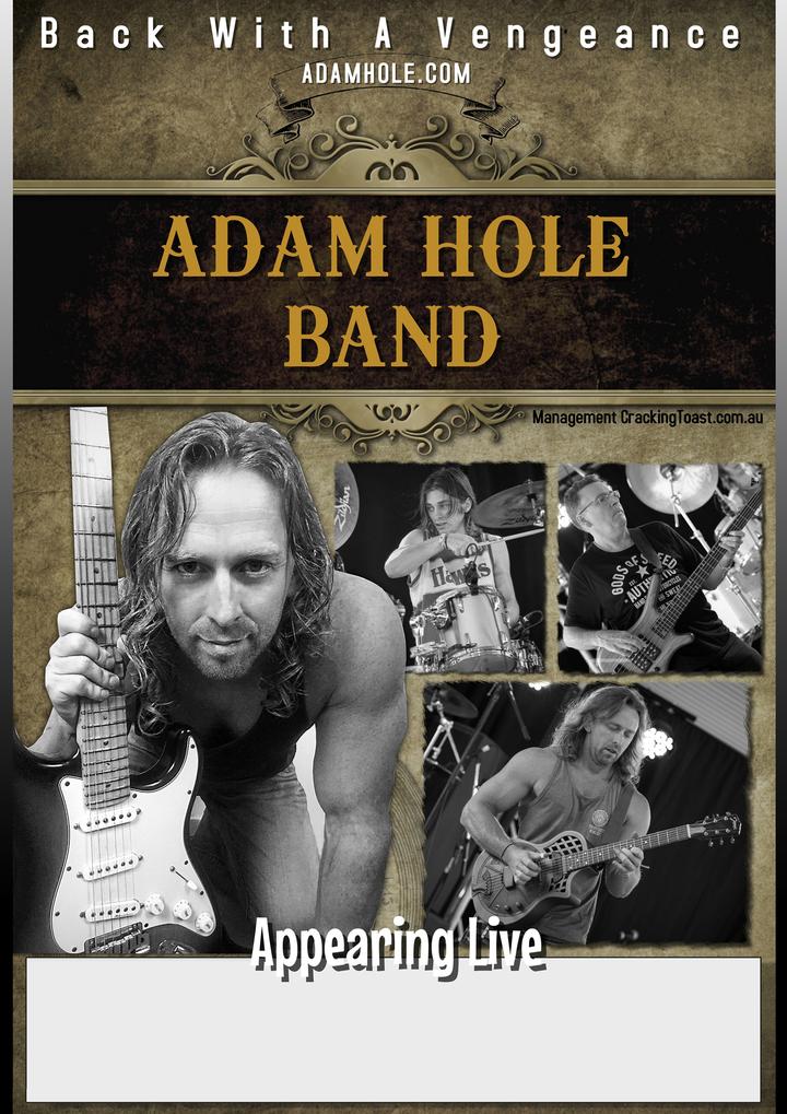 Adam Hole @ Goonellabah Tavern - Lismore, Australia